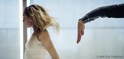 entrainement régulier du danseur