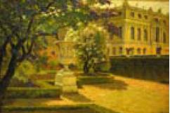 exposition georges roux peintre et d corateur biterrois 1854 1929. Black Bedroom Furniture Sets. Home Design Ideas