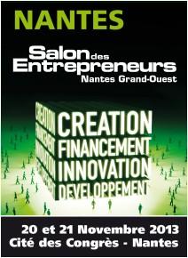 Nantes 44 for Salon des entrepreneurs nantes