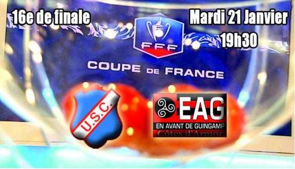 Commentez football coupe de france concarneau guingamp - Guingamp coupe de france ...
