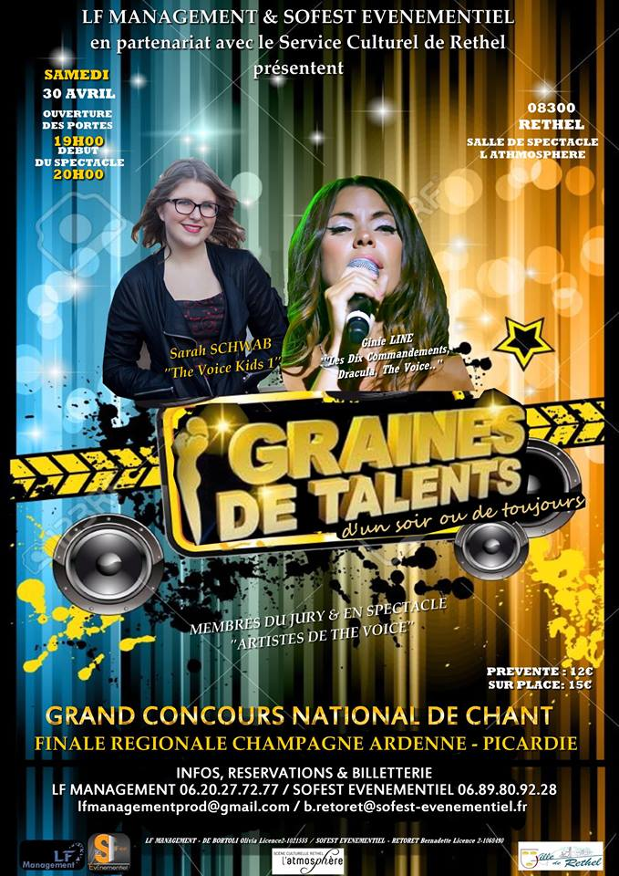 Concours dde ardennes