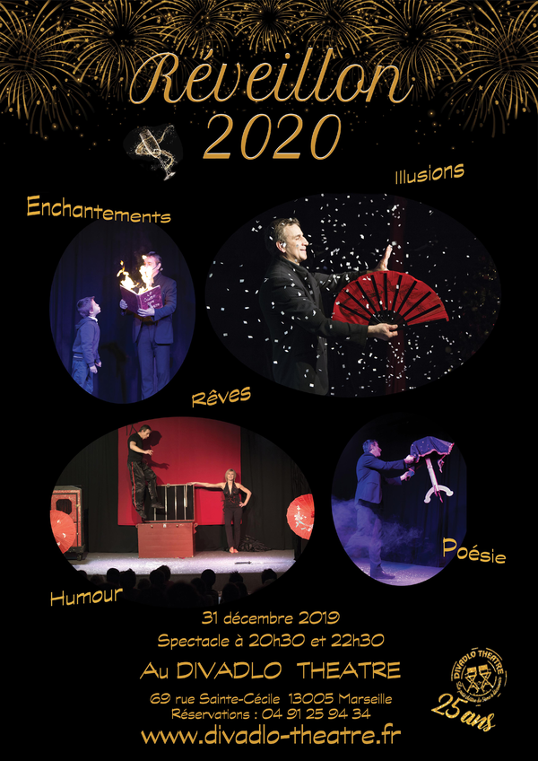 Reveillon 2020 2019 2020 à Marseille Bouches Du Rhone Foxoo