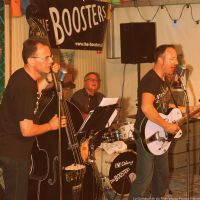 Bal Rock'n'toutes danses by The Boosters band. Le vendredi 3 avril 2015 à strasbourg. Bas-Rhin.  20H30