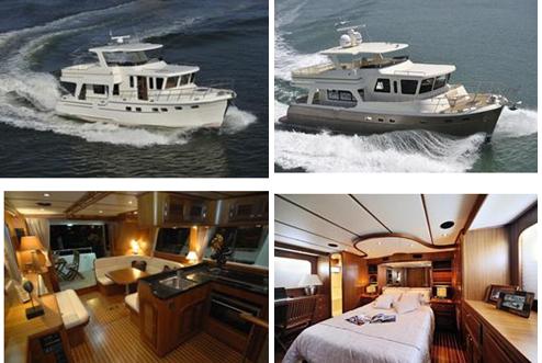 L adagio 58 europa nomin pour l lection du bateau europ en moteur de l ann e - Salon nautique dusseldorf ...