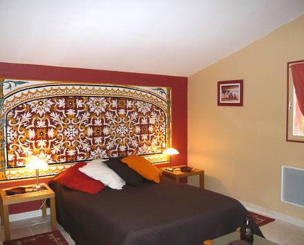 style oriental. Black Bedroom Furniture Sets. Home Design Ideas