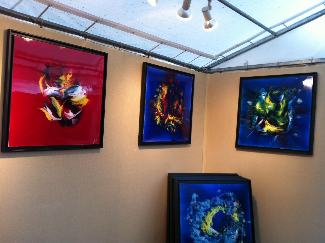 GMac BASTILLE Le grand Marché de l\'Art Contemporain 2015 à Paris04 ...