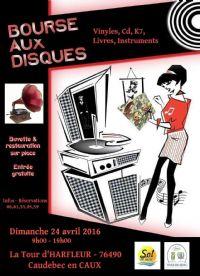 Bourse aux disques le dimanche 24 avril 2016 caudebec for Foire de niort 2017