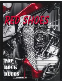 The Red Shoes (rock). Le vendredi 19 avril 2019 à THEIX-NOYALO. Morbihan.  20H30